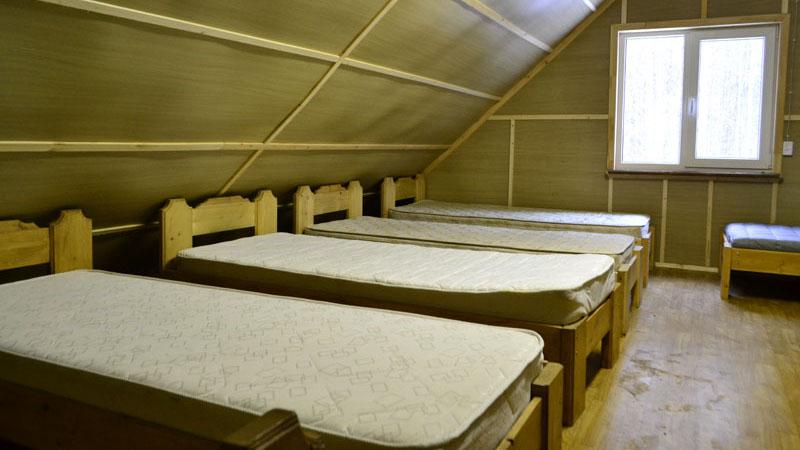 Кровати для паломников
