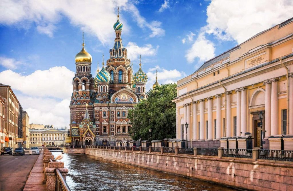 Прием паломников в Санкт-Петербурге