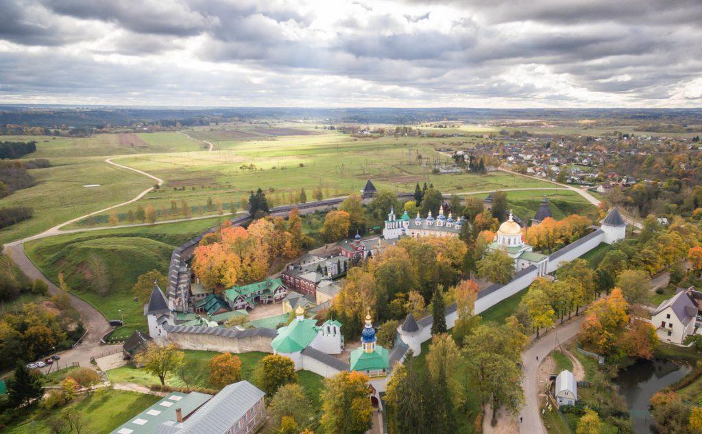 Паломническая поездка в Псков