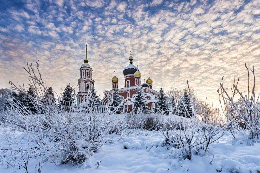 Паломническая поездка в Старую Руссу
