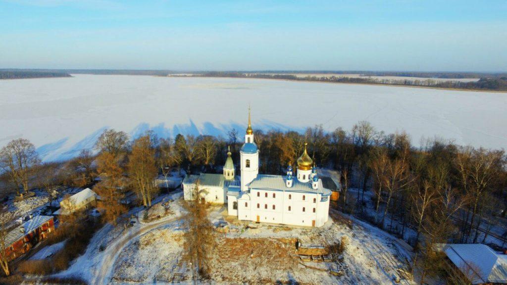 Паломническая поездка в Череменецкий монастырь