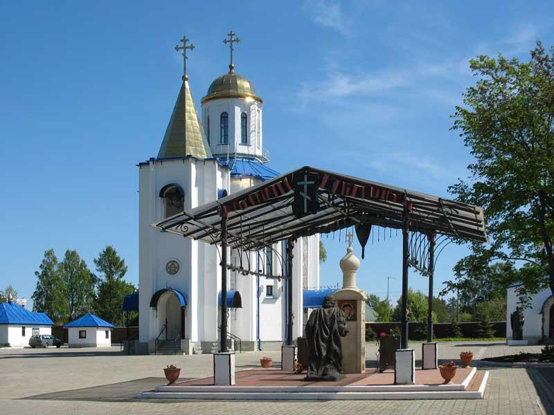 Паломническая поездка в Выборг, Константино-Еленинский м-рь