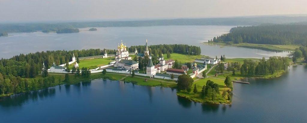 Паломническая поездка в Иверский монастырь