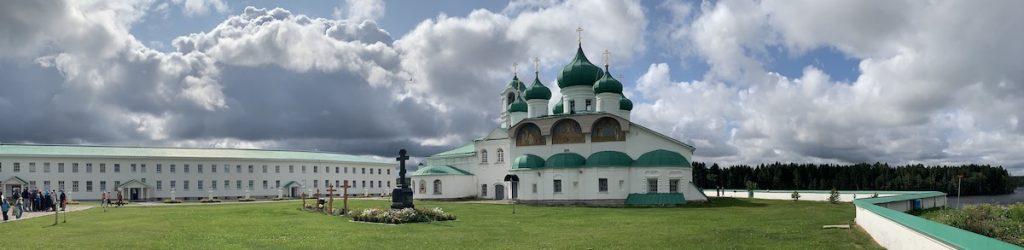Паломническая поездка в Александро-Свирский, Оятский и Тервенический м-ри