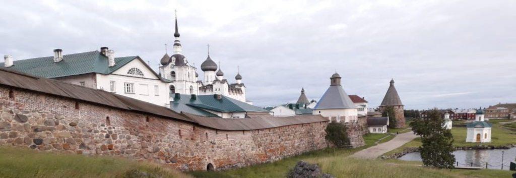 Паломническая поездка на Соловецкие острова